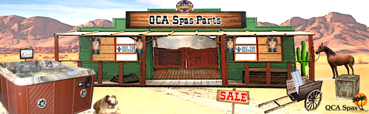 qca spas parts hot tub outpost