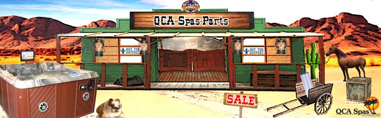 qca spas parts hot tub outpost
