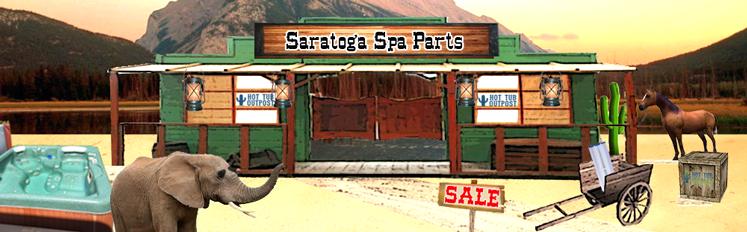 saratoga spa parts online