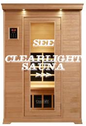 See ClearLight sauna here