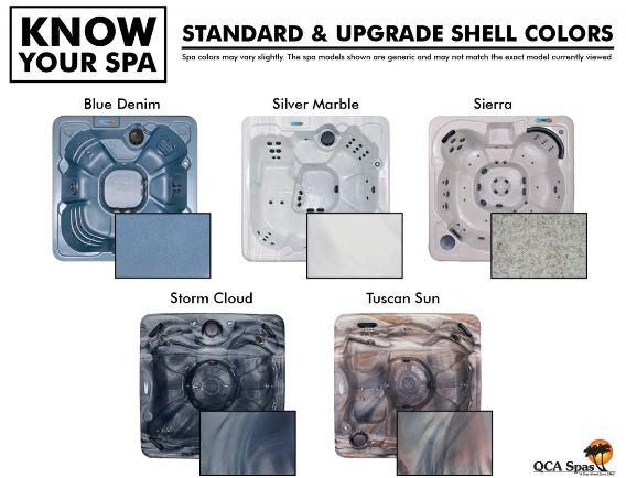 shell colors qca upgrade