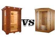 Therasauna vs Classic