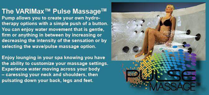 varimax pulse massage