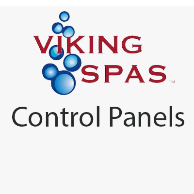 viking spa control panels