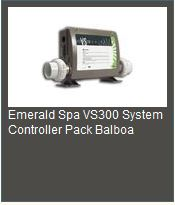 vs300 emerald balboa spa pack