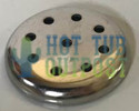 Vita Spa Air Injector Cap Only Stainless Steel 211512