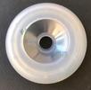 Diverter Valve Cap Artesian 2 Inch Clear OP08-0012-52LD