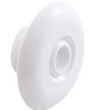 Hydrabaths 2 1/2 Inch White Bath Jet