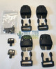 Set of 4 Cover Lock Buckles (ROBUCKLES)