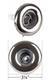Cal Spa 3 1/2 Micro Swirl Jet CALPLU21703632