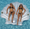 Seashell Island Pool Float