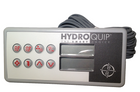 HydroQuip HT-2 Control Panel 34-0189 HT-2 with Overlay