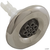 CMP Jet 3 5/16 Inch Massage Scallop Stainless Steel Gray 23432-842-900