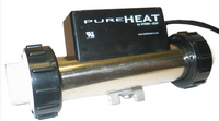 Bath Heater PH101-15UV Vacuum 1.5kW 115V In-Line NEMA
