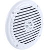 white jensen speaker hot tub