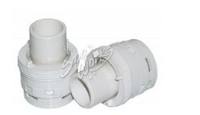 Cal Spa Jet Insert Maxi Flo PLU21701200 White 7/16
