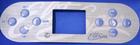 Elite Spa 9 Button Overlay 109249