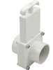 Magic Plastics 2 Inch Spg X Spg 0102-20 Gate Valve