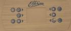 Elite Spa 10 Button Overlay 110214 IN.K806