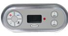 jacuzzi 2 pump topside 6600-440,J-LX control panel,J-LXL control panel,jacuzzi topside