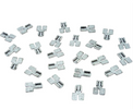 Disconnect Adapter .250 Fem x 2 .250 Male 60-555-1795 25-Pack