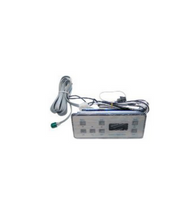 HS200 Hydro Spa Control Panel with Overlay 52500