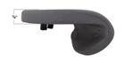 Dynasty Spa Pillow 10223 Neck 899 Gray