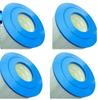 Coast Spa 100 SqFt Filter H51002 FC-2975 AK-40082 XLS-514 8R5100 PLST80 C-5396 4-Pack