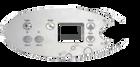 Saratoga Spa Control Panel Overlay 46795