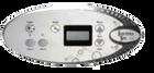 Saratoga spa control panel