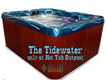 Tidewater 3 person hot tub new Hot Tub Outpost