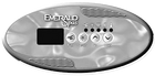Emerald Spa SC1 SC2 4 Button Control Panel w Emerald Overlay 50012300