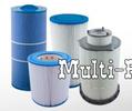 Filbur 4-Pack bulk filters FC-6255 Spa Filter