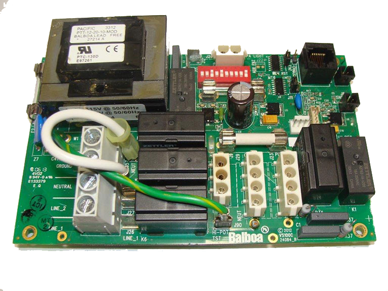 DreamMaker Circuit Board RS101 56404 PCB Balboa on