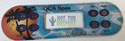 QCA Spa Overlay 11657 Majestic ML700 Series