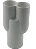 1 inch x 3/4 wye 672-8020