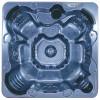 Moonstone hot tub by QCA Spas.