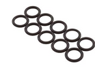 Drain Plug O-Ring O-25 7/16 ID 10-Pack