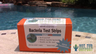 Bacteria test strips WaterSafe WS-359BP