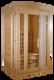 Therasauna TS 3636 1 person infrared sauna