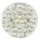 LED-27 hot tub light bulb with color changing patterns