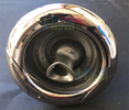 Artesian Spas 5 Inch Roto Helix Stainless Jet