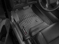 WeatherTech DigitalFit FloorLiner For 2014-2016 Silverado & Sierra 1500 Double Cab, 2015-2016 Silverado & Sierra 2500HD & 3500HD Double Cab
