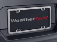 WeatherTech Billet License Plate Frame
