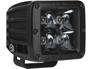 Rigid Industries D-Series Midnight Edition Optics Spot Light
