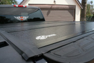 2014-2016 Silverado/Sierra Hard Folding Tonneau Cover (8' Bed) | BAKFlip F1