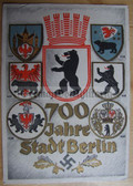 opc232 - original 700 years Berlin anniversary postcard from 1937