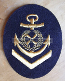 om591 - Obermaat Volksmarine Flieger Marineflieger - Navy Air Service - sleeve patch