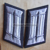 sbbs013 - 5 - pair of NVA Officer Uniform embroidered Collar Tabs - 1x rp0