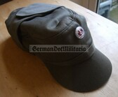 wo138 - East German Zivilverteidigung ZV Civil Defence Ski Cap hat Baseball type - different sizes are available - rp0 55